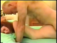young babe fucked by older guy