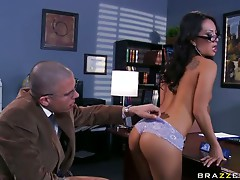 Spectacular Asian Anal Slut Asa Akira Gets Fucked Hard and Facialized