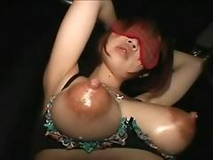 Misori Hamano: milking game