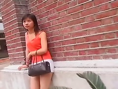 Cute Hong Kong Girl
