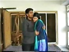 Indian desperate GF with BF, wow