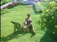 Classic Indian Mallu masala movie Lady Killer hot aunties