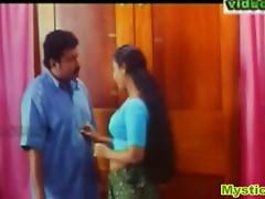 Classic Indian mallu movie Anandha Sundari sex clip