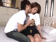 Lovely Japanese Babe Mika Kayama Fucking For Facial