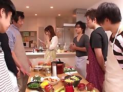 Yuria Kiritani Thumped By Hard Dick