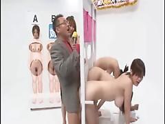 Mosaic Asian Sex Game