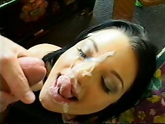 Hot Thick Facial