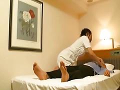 Married masseur