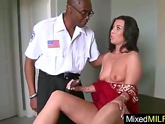 Sexy Busty Milf Like Big Black Cock video-18