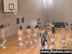 Asian Flashing And Banging Hard video-14