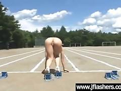 Asian Flashing And Banging Hard video-05