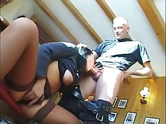 Sexy italian mature gets anal! (02)