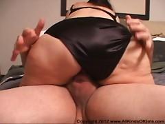 Big Butt Latina BBW Grandma