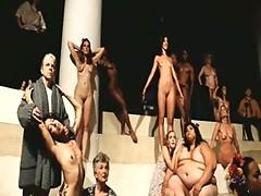 36 Models Explicit Nude Theatre