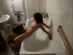 Cheating wife fucked by black on hidden cam