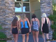 Orgy in Vegas