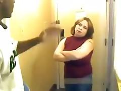 Bitchy Chick Gets BBC Attitude Adjustment
