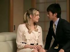 AMWF Mia Malkova interracial with Asian guy
