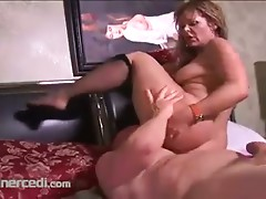 Kelly Leigh Squirts On A Cock
