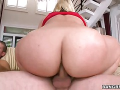 Carmen Michaels and Sarah Vandella both with irresistibly sexy big