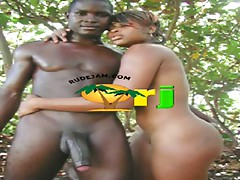 Jamaican Outdoor Sex