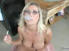 electronic cigarette handjob