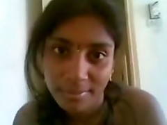 Smart South Indian Aunty fucking her Partner and enjoyed herself