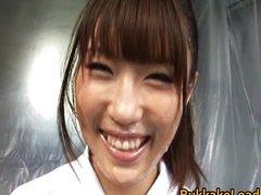 Mami Fujie Amateur Teen in a Kinky