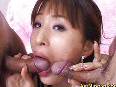 Hitomi Horiguchi steamy