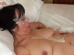 Karol Elystar HD: cum shot in body 2