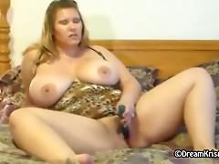 Kris Ann sexy & in a teddy