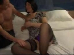 Housewife shared by her husband with unknowned man