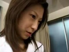Japanese Teacher Seduces a Student