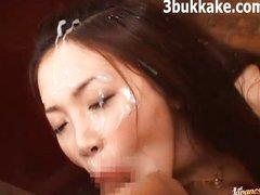 Bukkake Cum Slut - Japanese 73276