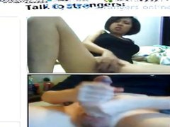 girl play on omegle
