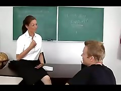 Teacher Trisha Demands Respect