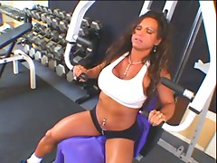 Female Bodybuilders in Heat Vol 16