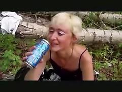 Russian homeless