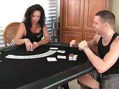 poker game ...