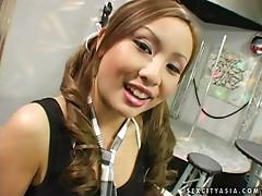 A Big Cock For Asian Teen Tia Tanaka