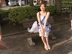Uncontrollable Orgasms In A Van For This Horny Japanese MILF