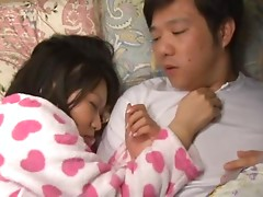 Yuuki Maeda gives a titjob and enjoys amazing multiposition sex
