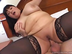 Hot Sex With A Horny And Chubby Asian Hottie