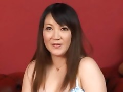 Pregnant Marimo Ogura Asian still loves having sex