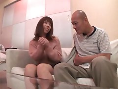 Sexy Chinatsu Kurusu Takes a Cock And Sex Toys In both Holes