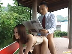 Hot Japanese sex machine
