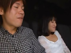 Naughty Rola Aoyama Fucks Her Boyfriend At A Movie Theater