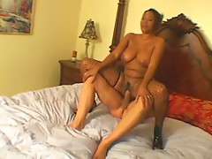 Black Mature Women 8 - Jeannie Pepper scene