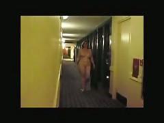 Naked Hotel Walk