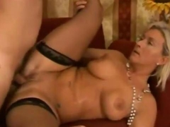 Cougars Love Sucking Young Cock